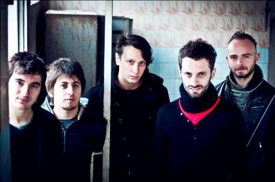 La band sarà stasera sul palco del Sottozero Winter Fest di Alba Adriatica